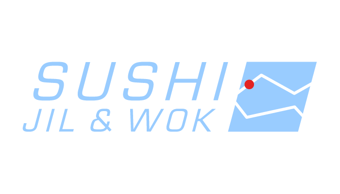 Sushi Jil & Wok / Logodesign