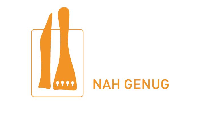 Nah Genug / Logodesign