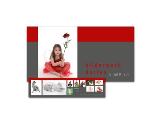 Bilderwerk Dorfen / Flyer