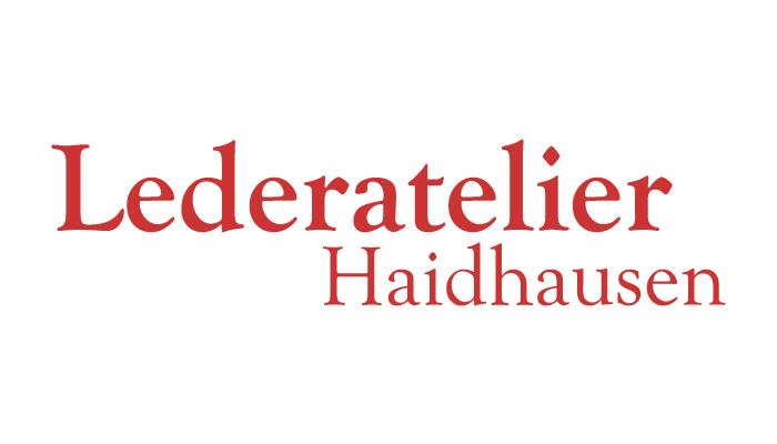 Lederatelier Haidhausen / Logodesign
