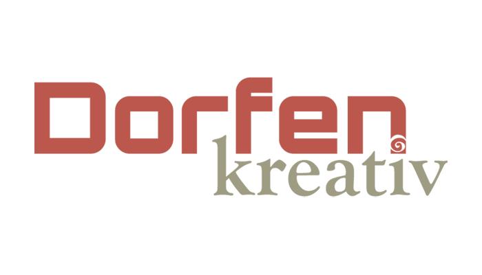 Dorfen kreativ / Logodesign