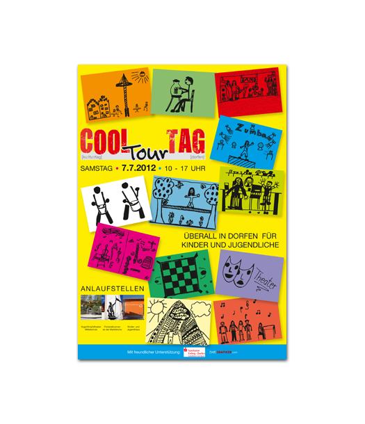 CoolTourTag Dorfen / Plakat