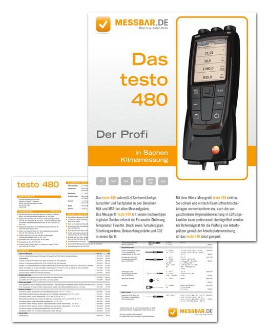 Messbar.de / Flyer