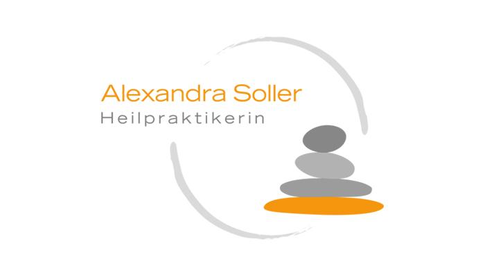 Alexandra Soller / Logodesign