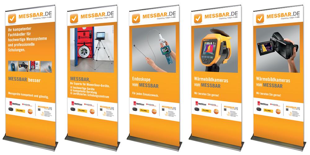 Messbar.de / RollUps