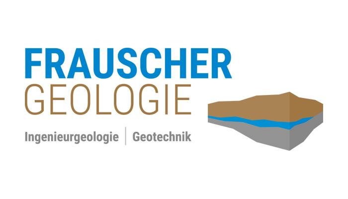 Frauscher Geologie / Logodesign