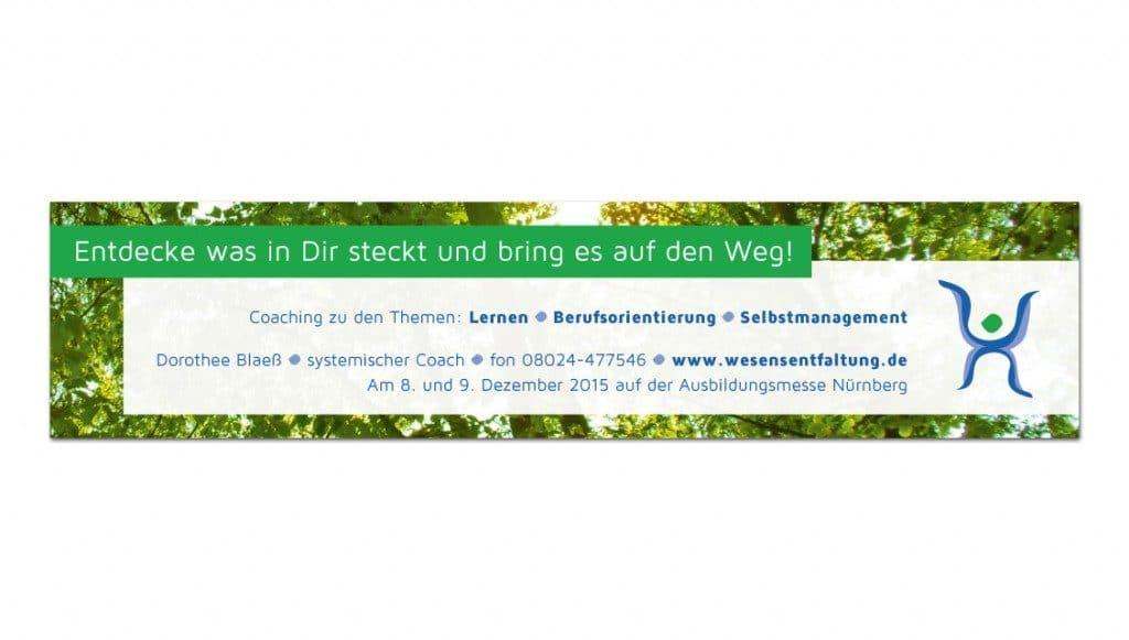 Dorothee Blaeß / Anzeige