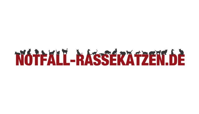 Notfall Rassekatzen / Logodesign Notfall Rassekatzen Logodesign (2016)
