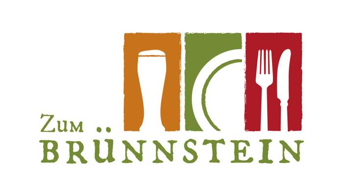 Gaststätte Zum Brünnstein / Logodesign