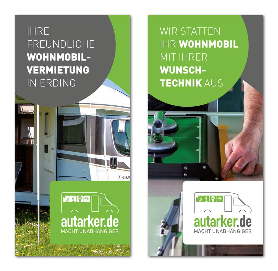 autarker.de / Flyer