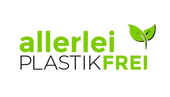 allerlei PLASTIKFREI / Logodesign