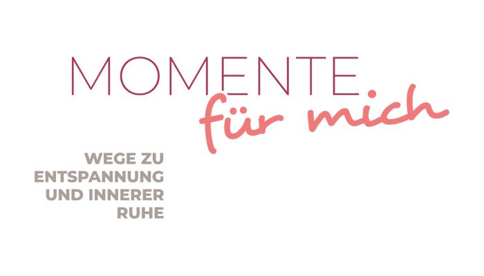 Momente für mich / Logodesign