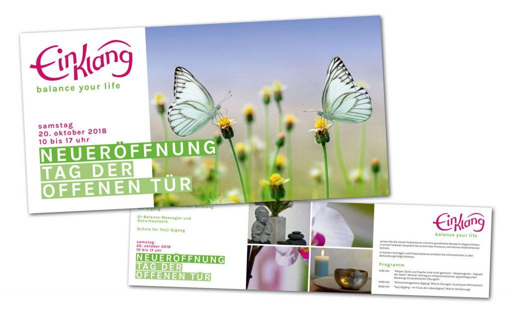 EinKlang / Flyer