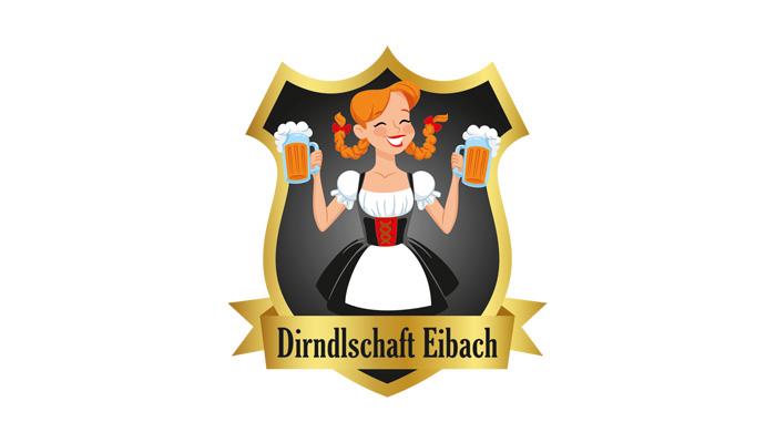 Dirndlschaft Eibach / Logodesign