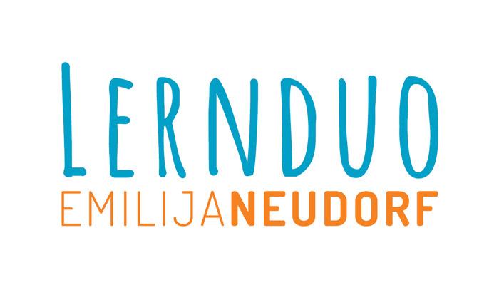 Lernduo Emilija Neudorf / Logodesign