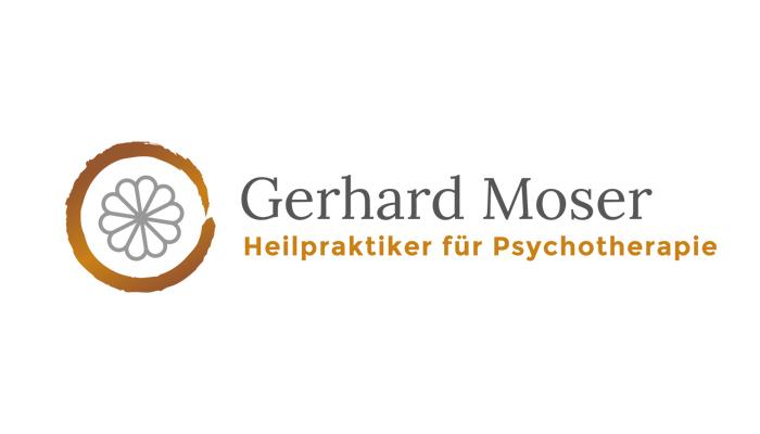 Gerhard Moser / Logodesign