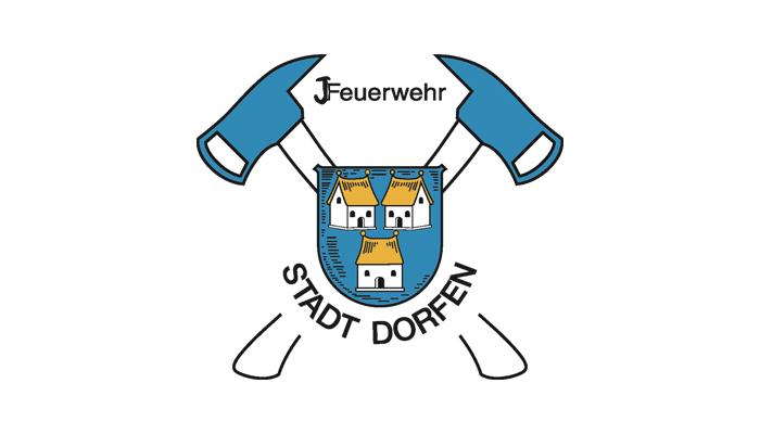 Jugendfeuerwehr Dorfen / Logo-Reinzeichnung